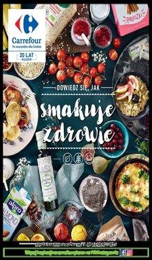 Carrefour Jak smakuje zdrowie?