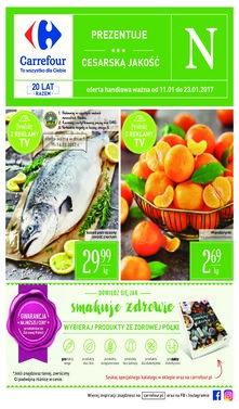 Carrefour prezentuje cesarską jakość