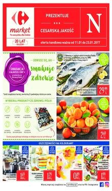 Carrefour Market prezentuje cesarską jakość!
