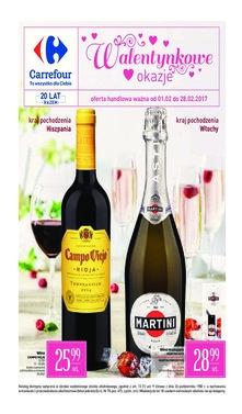 Carrefour Walentynkowe okazje!