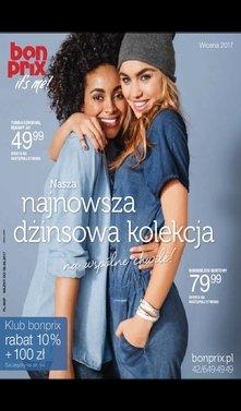 Bon Prix Love denim - Dżinsowe trendy na wiosnę!