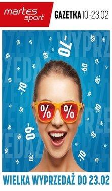 Martes - Wielka wyprzedaż do -70%!