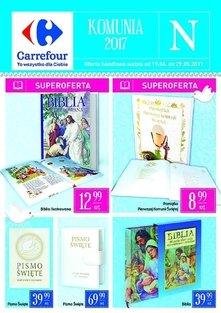 Carrefour Pierwsza Komunia