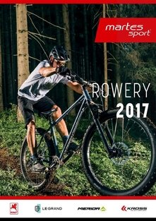 Martes Sport - katalog rowery