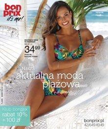 BonPrix - Lato nadchodzi! Moda plażowa w najlepszym wydaniu.