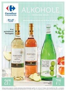 Carrefour alkohole