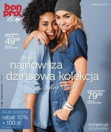 BonPrix gazetka promocyjna - Love denim