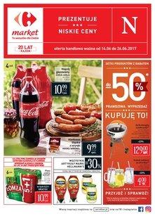 Carrefour Market - Prawdziwa wyprzedaż do -50%