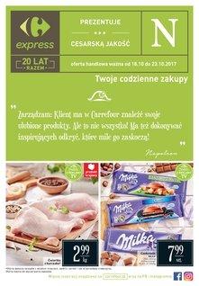 Carrefour gazetka promocyjna!