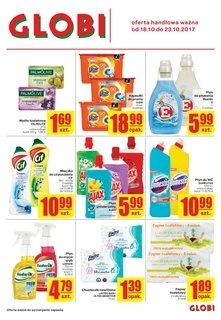 Carrefour gazetka promocyjna - Globi!