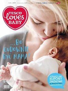 Magazyn Tesco Bo cudownie być mama!