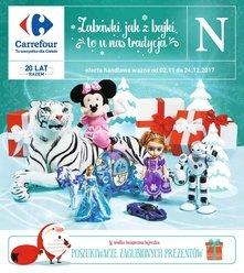 Carrefour - Zabawki jak z bajki to u nas tradycja