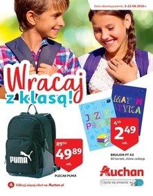 Auchan hipermarkety wracaj z klasą