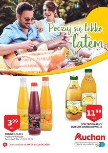 Auchan - poczuj się lekko latem!