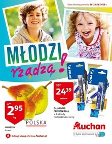Auchan Hipermarket Młodzi rządzą część 3