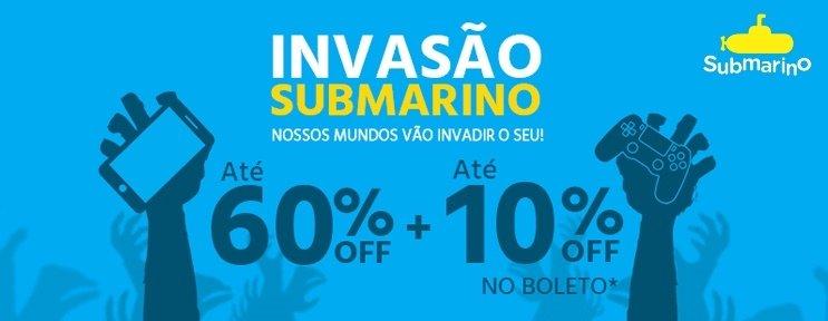 Invasão Submarino