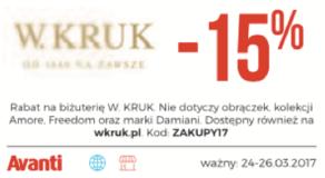 W. KRUK kody i kupony promocyjne