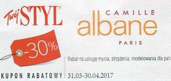 Camille Albane kody i kupony promocyjne