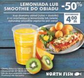 North Fish kody i kupony promocyjne