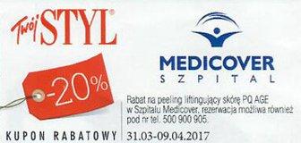 MEDICOVER kody i kupony promocyjne