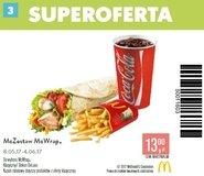 McDonald's kody i kupony promocyjne
