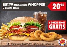 Burger King kody i kupony promocyjne