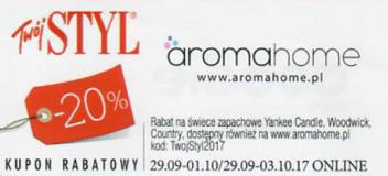 AromaHome.pl kod rabatowy