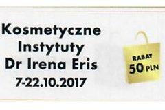 Dr Irena Eris kod rabatowy