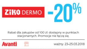 ZikoApteka kody i kupony promocyjne