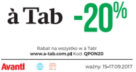 a Tab