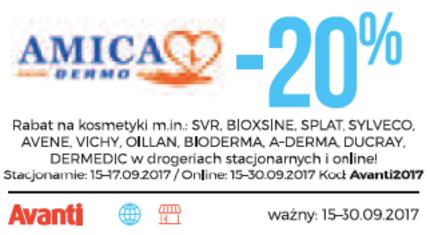 Drogeria Dermo - AMICA