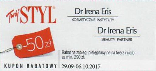 Dr Irena Eris