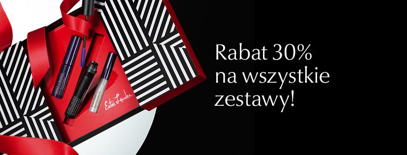 f645121acdaa Estee Lauder promocje – kod rabatowy 30% na zestawy kosmetyków ...