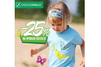 1d160a52 Coccodrillo wyprzedaż wybranych kolekcji i kod rabatowy 10% na nowości! -  Udane zakupy by AleRabat.com