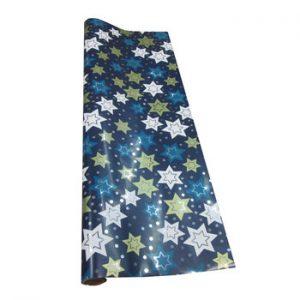 christmas-time-papier-do-pakowania-prezentow-metaliczny-gwiazdy-granat-w-iext51949473