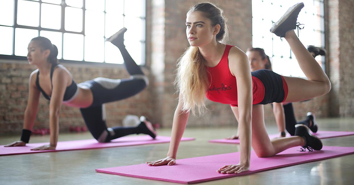 Rodzaje zajęć fitness