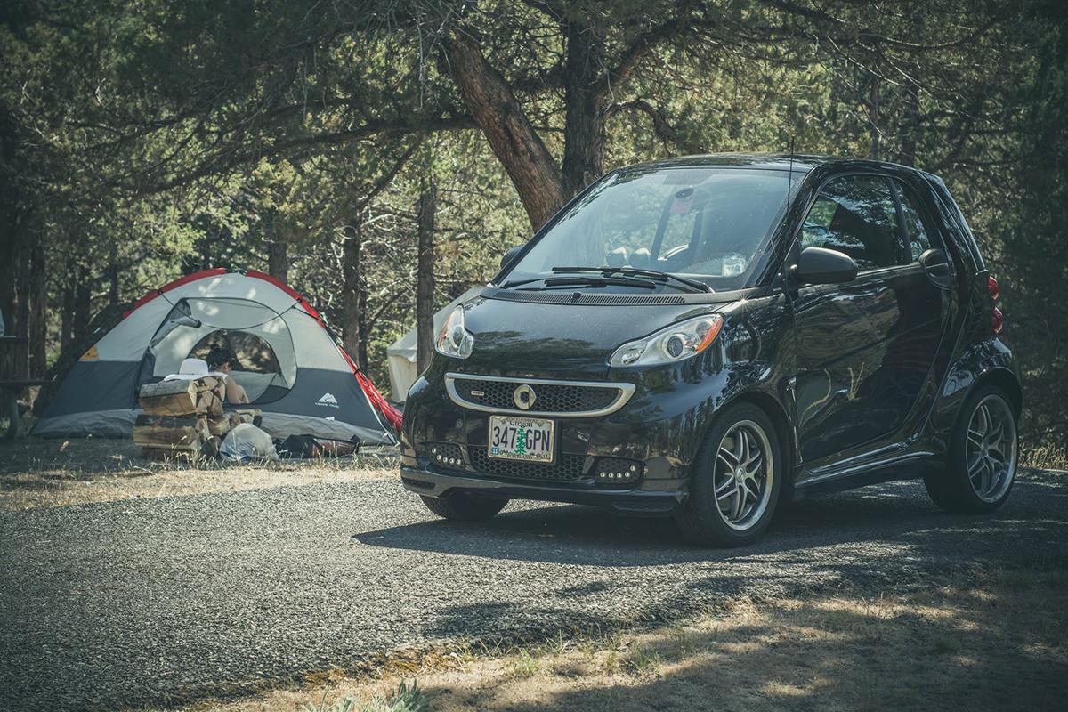 namiot campingowy