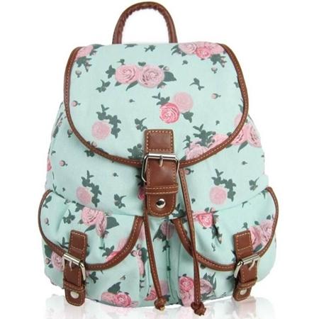 Plecak w stylu vintage