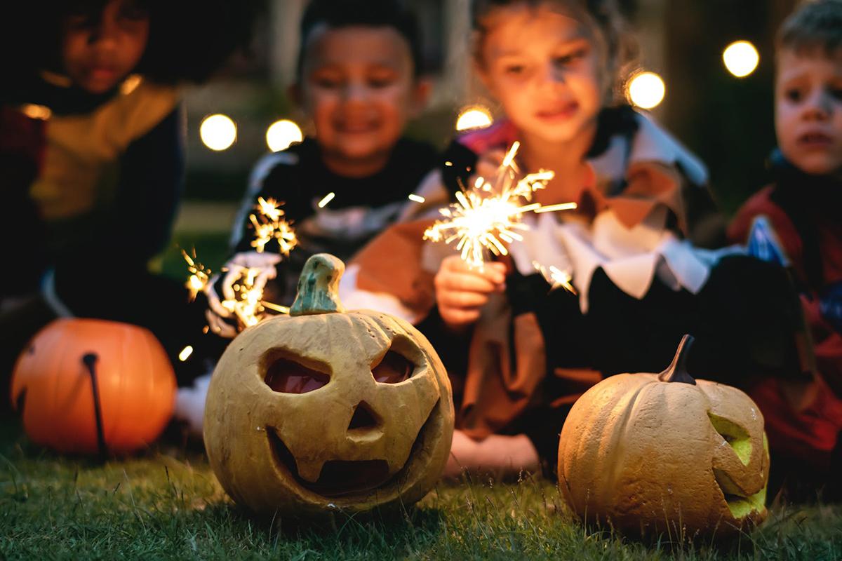 Dynie na halloween z kodami rabatowymi