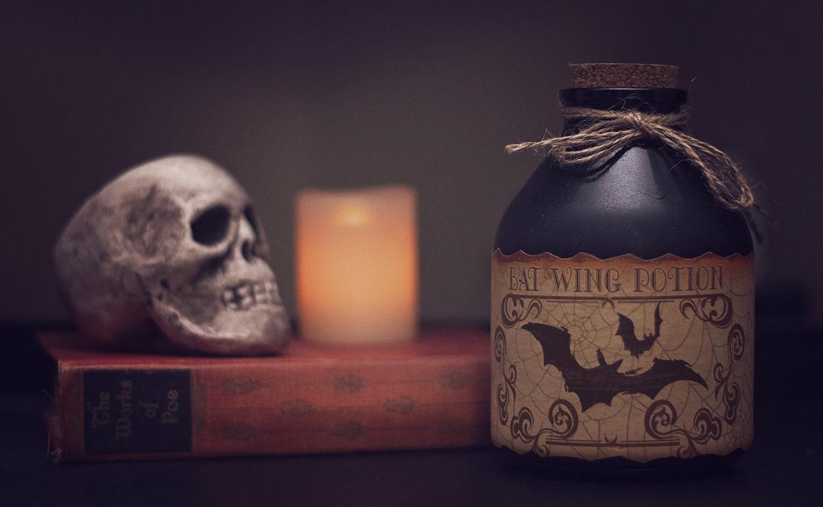 Halloweenowe nietoperze w atrakcyjnych cenach