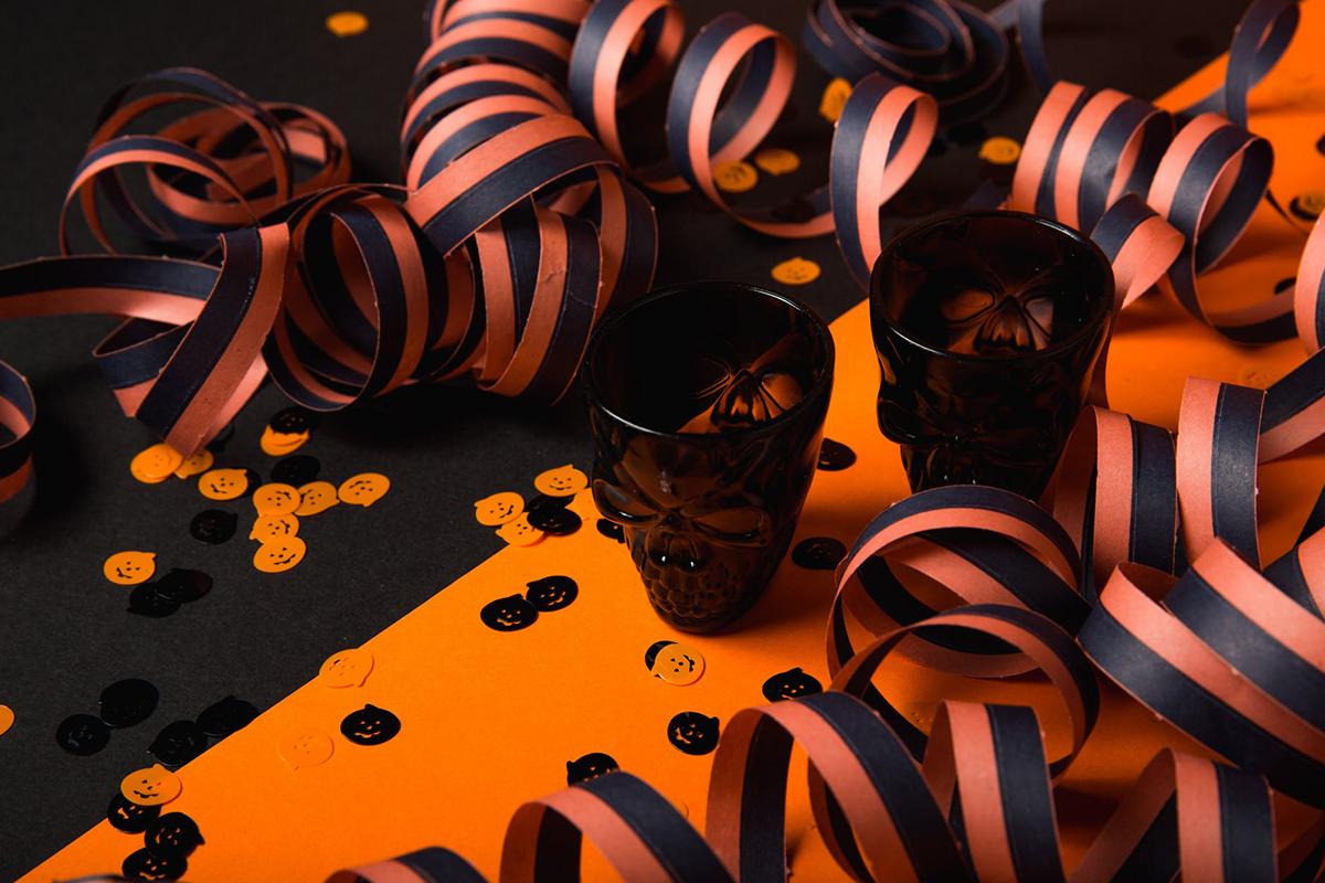 Halloweenowe przekąski w promocji