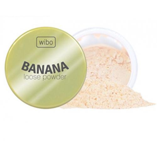 Rossmann wibo puder bananowy