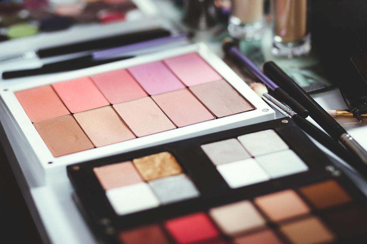 makijaż na jesień cienie