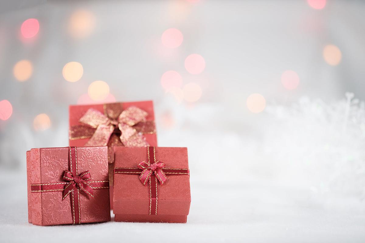 prezenty pod choinkę