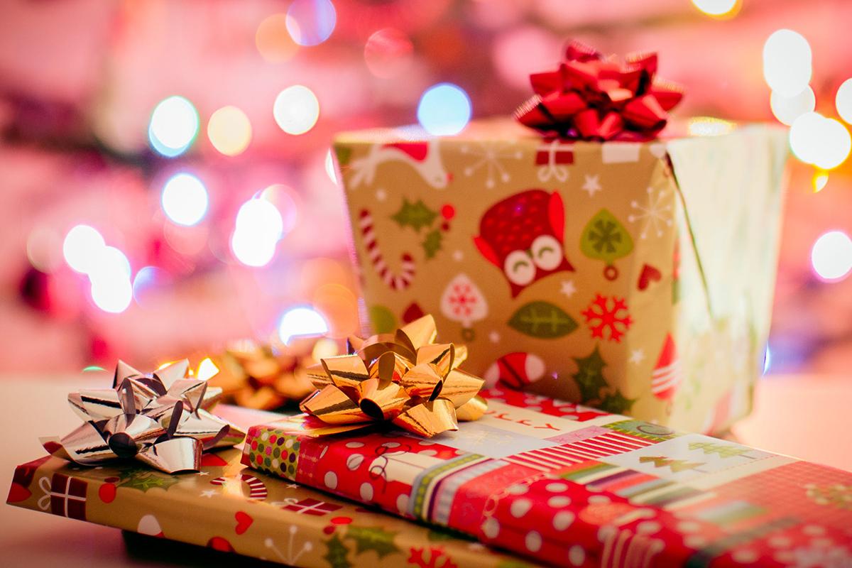 najpiękniejsze świąteczne prezenty