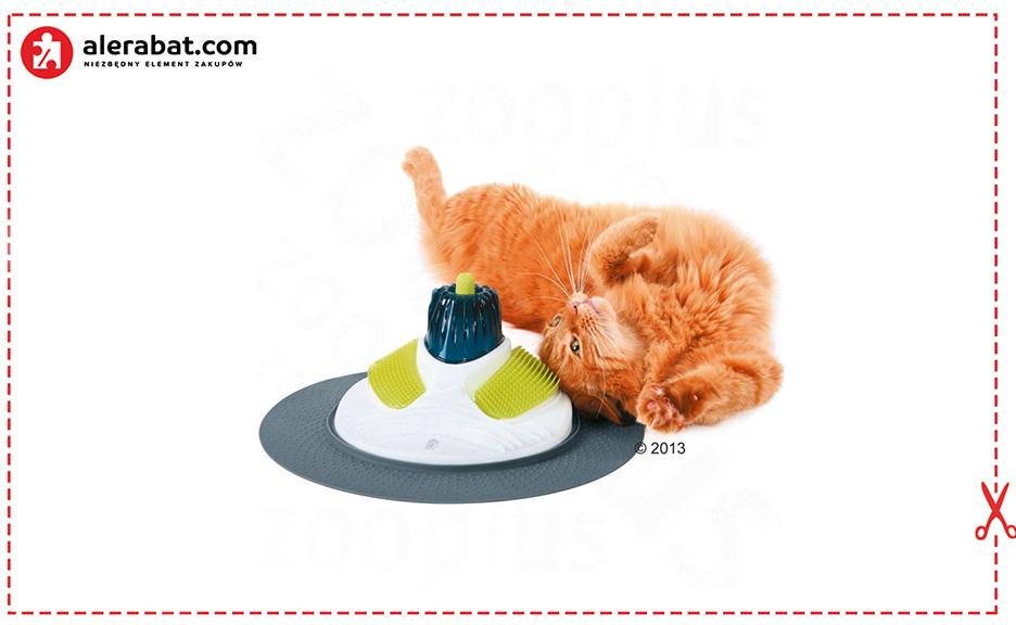 Masażer dla kota, zabawka