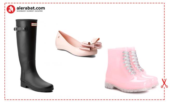 buty przeciwdeszczowe z kodem rabatowym