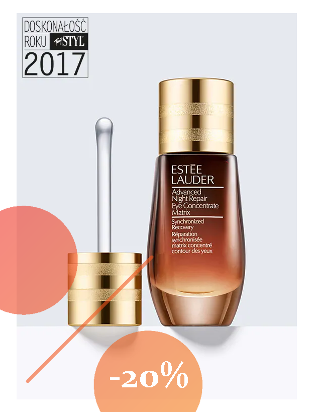 Estee Lauder doskonałość roku 2017 Twój Styl