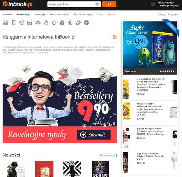 inbook - screenshot