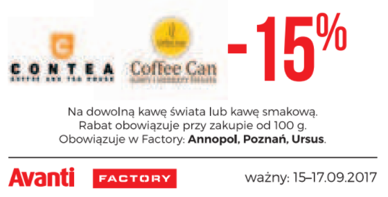 Coffee Can Contea